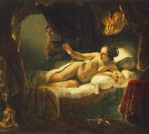 rembrandtdanae
