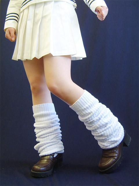 Loose socks.