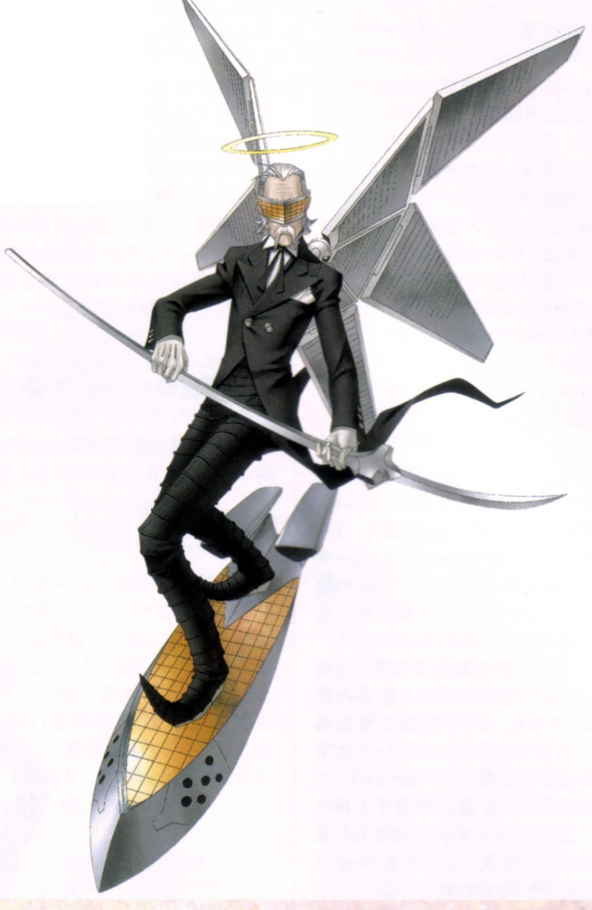 Hierophant Arcana, ultimate persona!