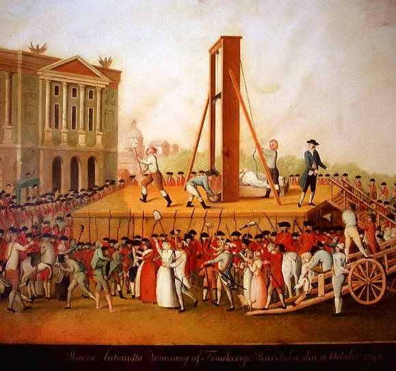 Marie_Antoinette_Execution