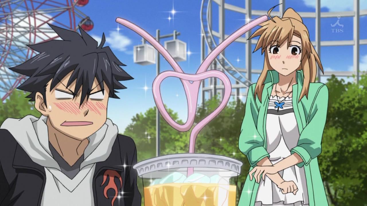 Anime potpourri moe sucks for Nyan koi 02 vostfr