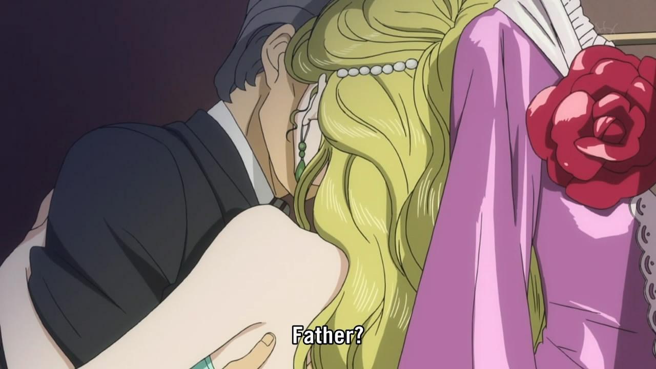 Kuragehime Kiss Manga