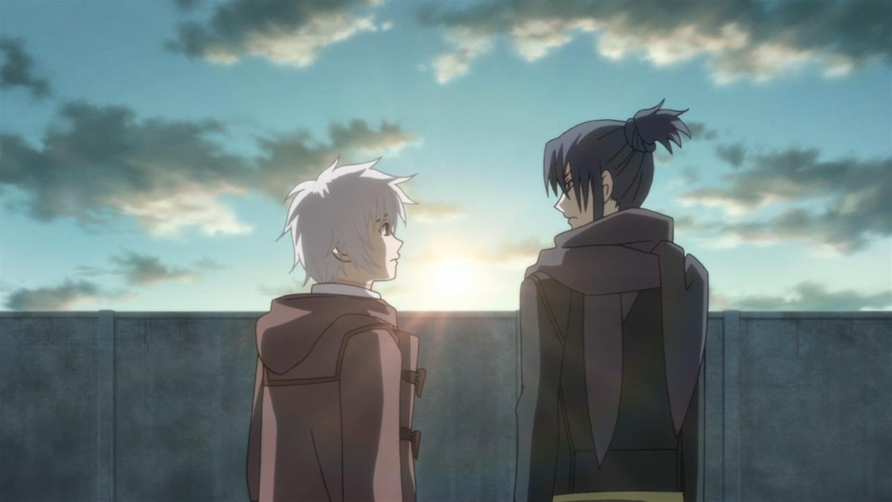 Kết quả hình ảnh cho No.6 anime