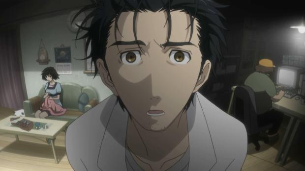 Steins;Gate Visual Novel vs Anime okabe
