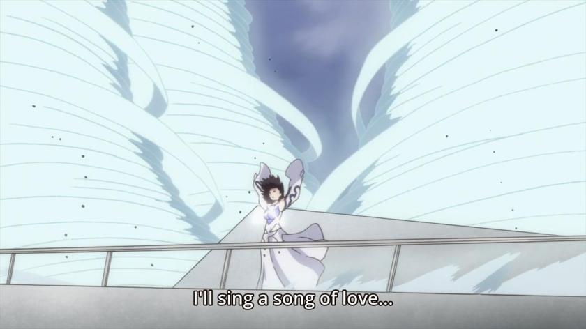 the pilot's love song 1105