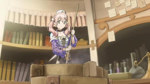 Atelier Escha & Logy - Alchemists of the Dusk Sky - 0104