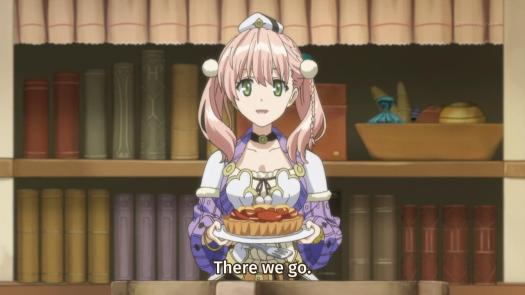 Atelier Escha & Logy - Alchemists of the Dusk Sky - 0105