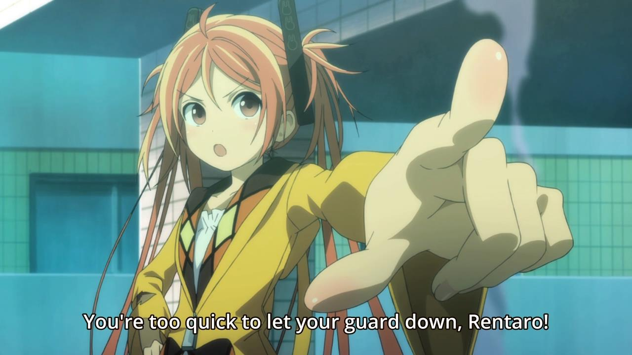 Black Bullet Ep. 1: Lolis are humanity's last hope – Moe Sucks