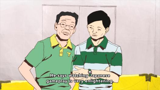 Ping Pong THE ANIMATION 0104