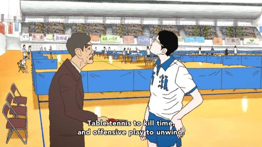 Ping Pong THE ANIMATION 0303