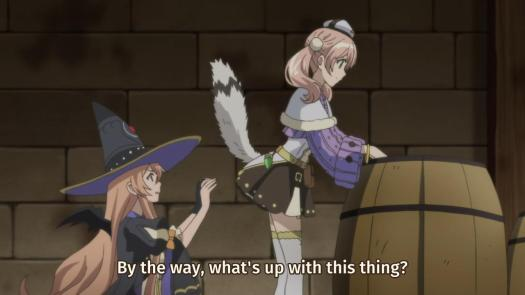 Atelier Escha & Logy - Alchemists of the Dusk Sky - 0401