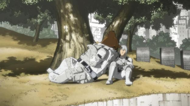 Knights of Sidonia 0801