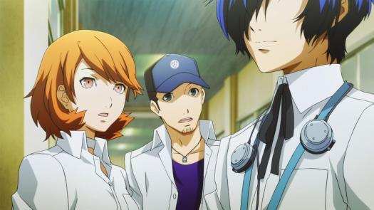 Persona 3 Spring of Birth 05