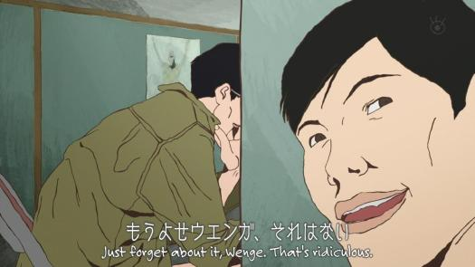 Ping Pong THE ANIMATION 0413