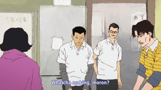 Ping Pong THE ANIMATION 0605