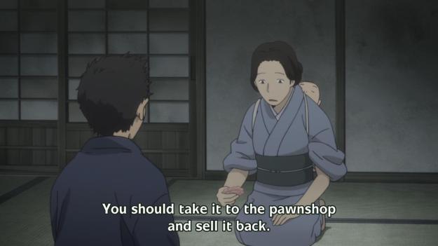Mushishi Zoku Shou - 0802