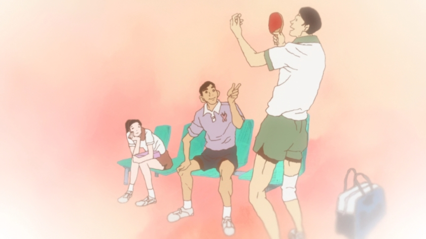 Ping Pong THE ANIMATION 1106