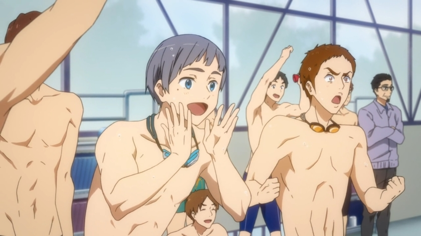 Free! Eternal Summer - 0104