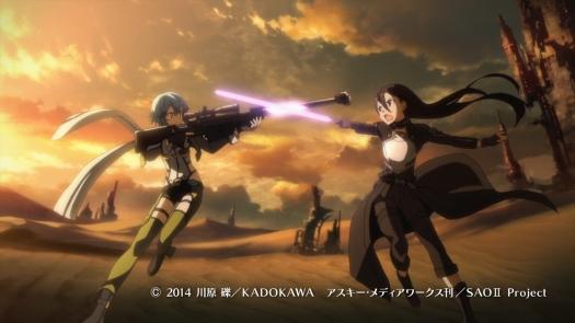 Sword Art Online II - 0107
