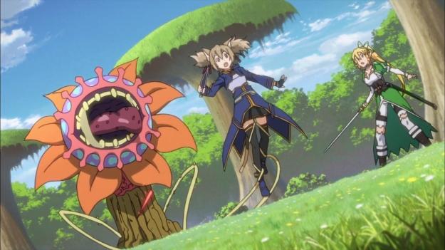 Sword Art Online II - 0211