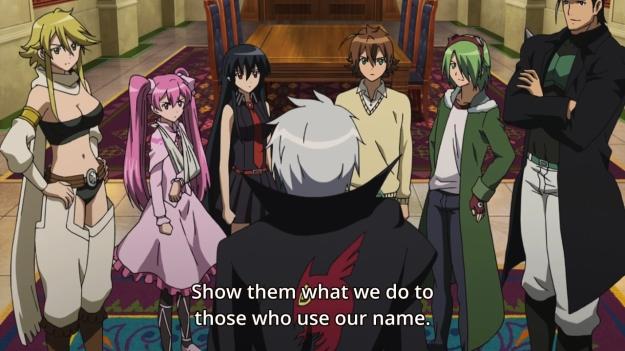 Akame ga Kill! - 0715