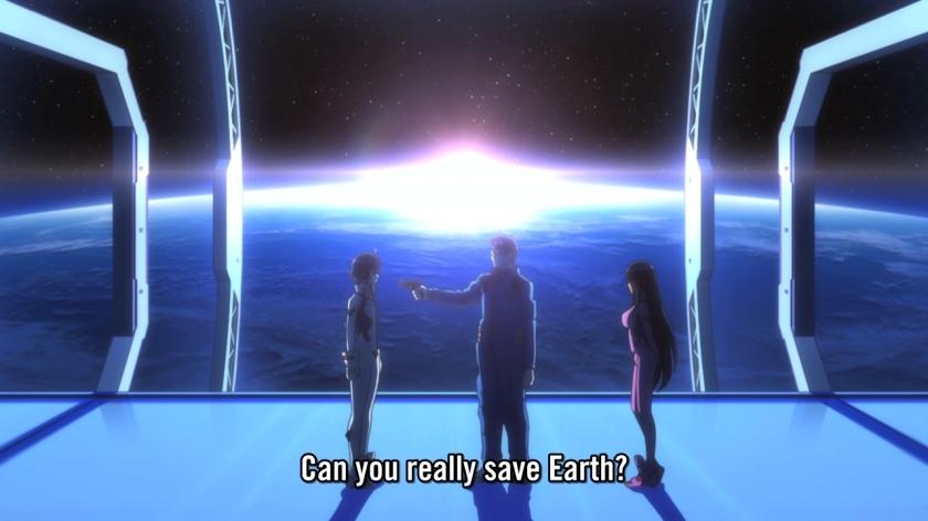 Captain Earth - 2102