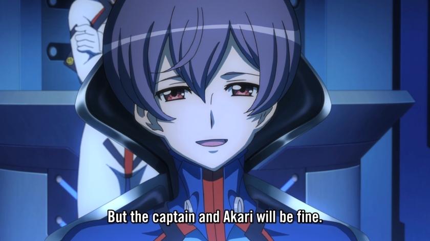 Captain Earth - 2208