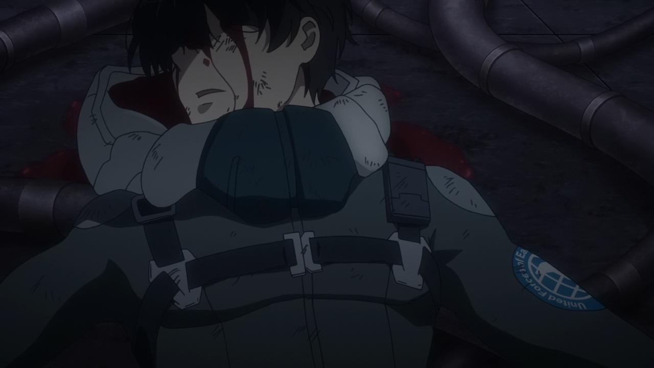 Aldnoah.Zero Ep. 12 (Finale): Inaho makes a terrible ...