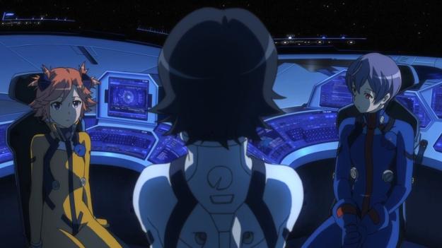 Captain Earth - 2413