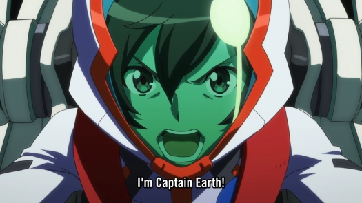 Captain Earth - 2505