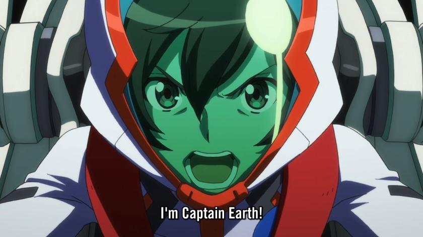 Captain Earth - 2505