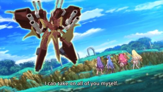 Seirei Tsukai no Blade Dance - 1201