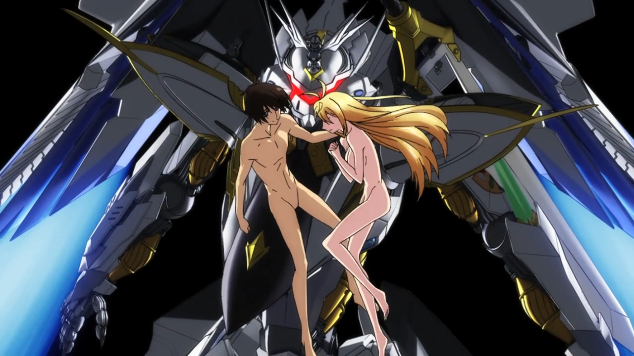 Anime Gore Tornoff Breast Porn cross ange ep. 1: just when you think it couldn't get any