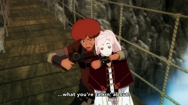 Everything Else, Fall '14 - Shingeki no Bahamut Ep. 2