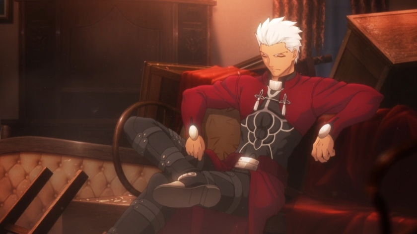 Fate Stay Night - Unlimited Blade Works - 0004