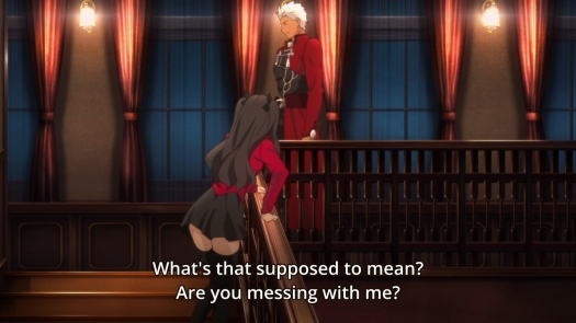Fate Stay Night - Unlimited Blade Works - 0005