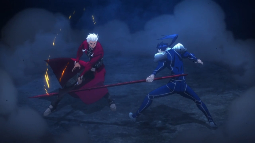 Fate Stay Night - Unlimited Blade Works - 0006