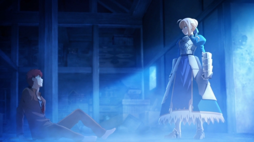 Fate Stay Night - Unlimited Blade Works - 0102
