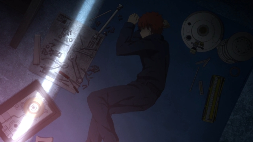 Fate Stay Night - Unlimited Blade Works - 0105