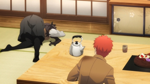 Fate Stay Night - Unlimited Blade Works - 0204