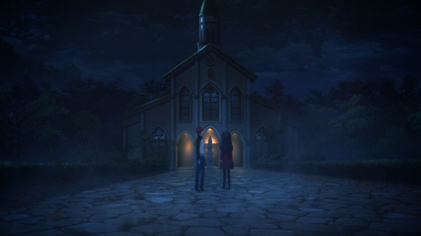 Fate Stay Night - Unlimited Blade Works - 0205