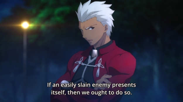 Fate Stay Night - Unlimited Blade Works - 0210
