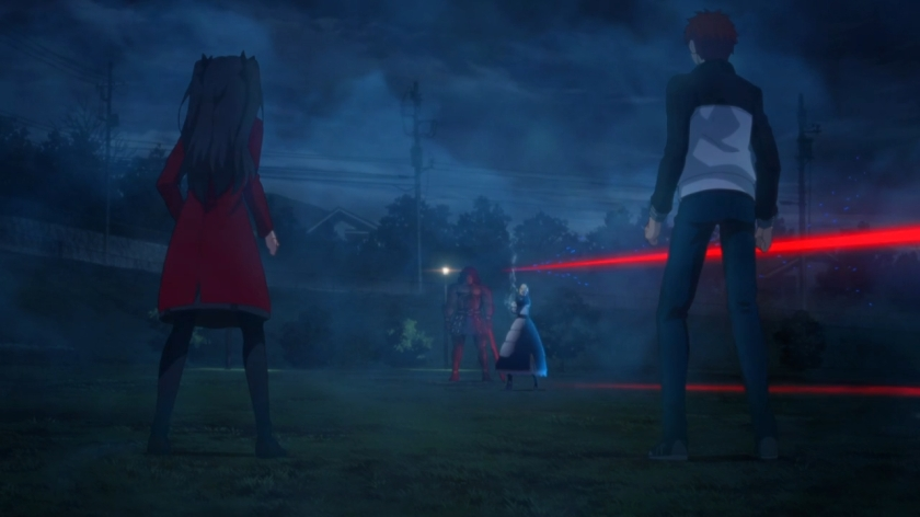 Fate Stay Night - Unlimited Blade Works - 0304