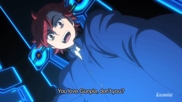 Gundam Build Fighters Try - 0302