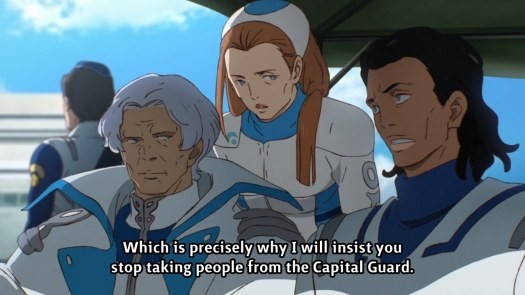 Gundam Reconguista in G - 0507