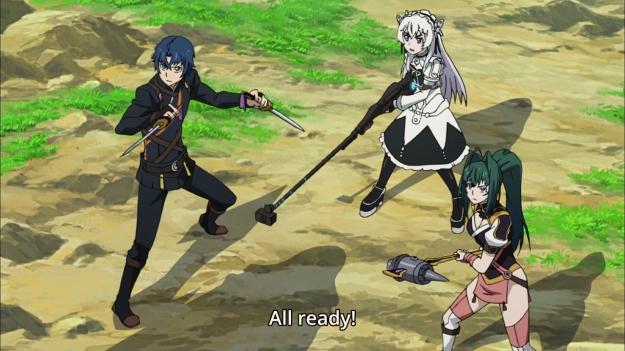 Hitsugi no Chaika - Avenging Battle 0102