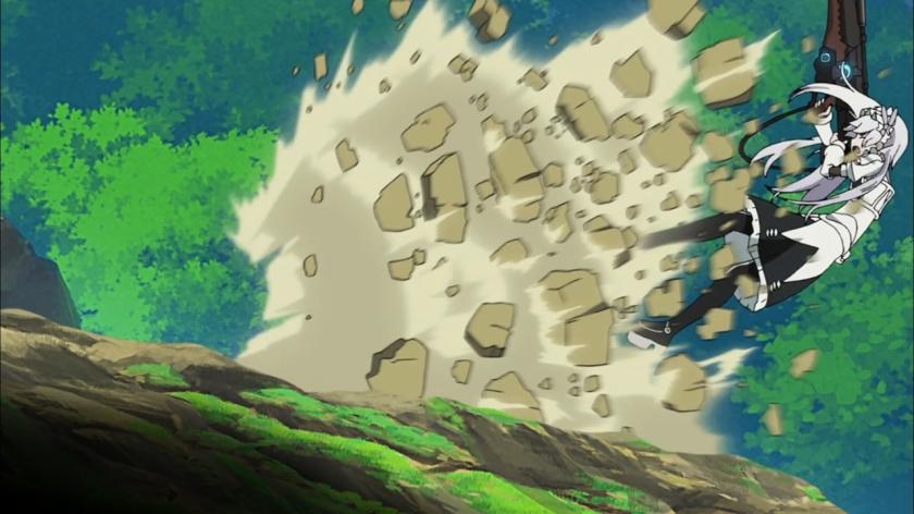 Hitsugi no Chaika - Avenging Battle 0106