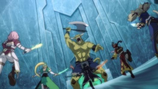 Sword Art Online II - 1616