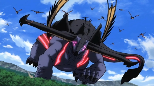 Cross Ange - 0715