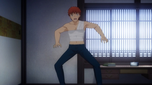 Fate Stay Night - Unlimited Blade Works - 0406
